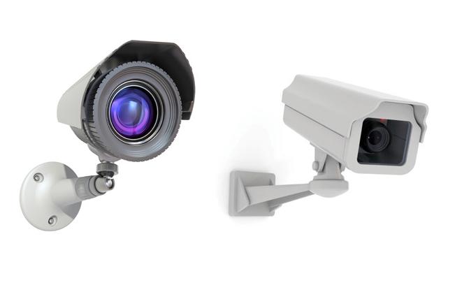 小区监控系统安装